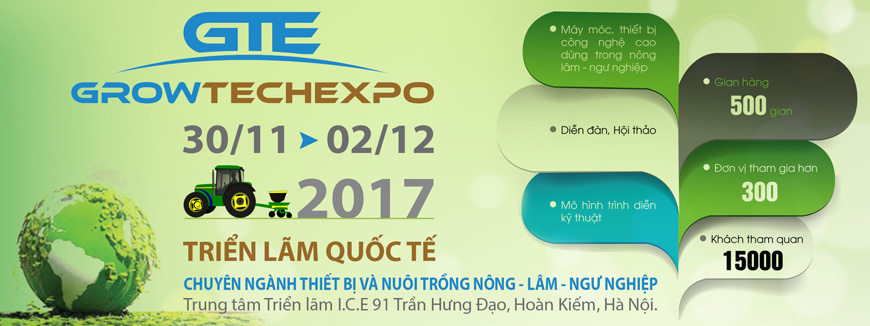 Vietnam Growtech 2017