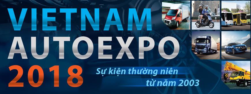 Vietnam Auto Expo 2018