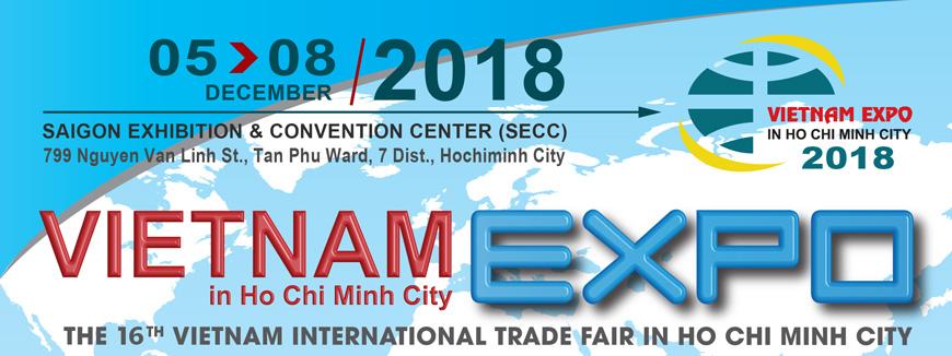 Hội chợ thương mại quốc tế Việt Nam 2018