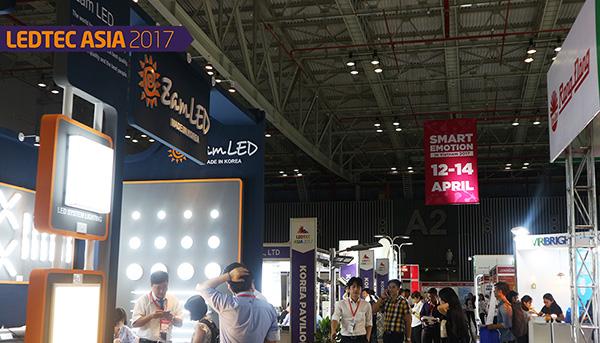 Triển lãm Quốc tế về LED/OLED và Bảng hiệu Quảng cáo Kỹ thuật số 2018