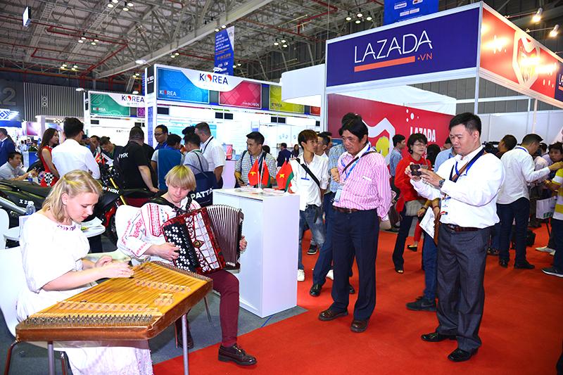 Hội chợ Vietnam Expo
