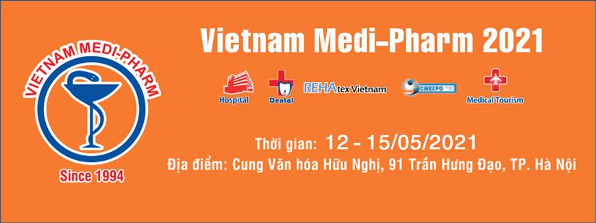 VIETNAM MEDI-PHARM 2021