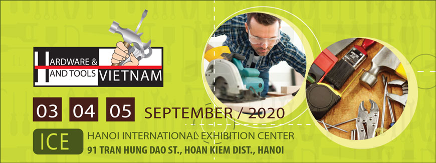 Vietnam International Exhibition on Hardware & Hand Tools in Hanoi