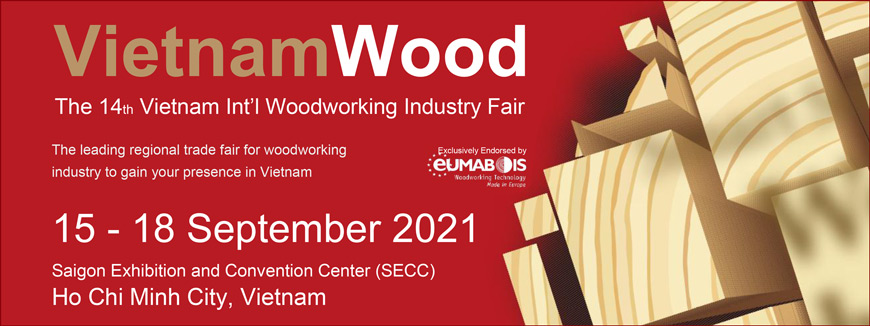 Vietnam Int'l Woodworking Industry Fair 2021
