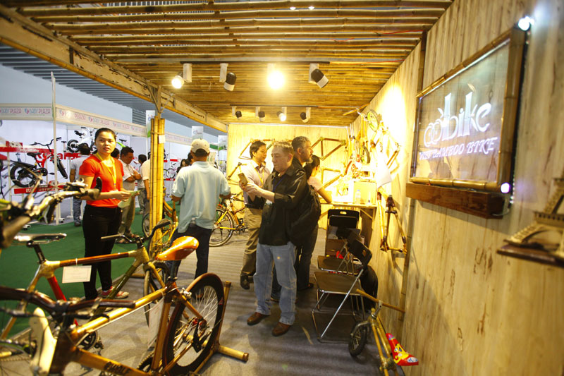 Vietnam Cycle - Vietnam International Bicycle Exhibition
