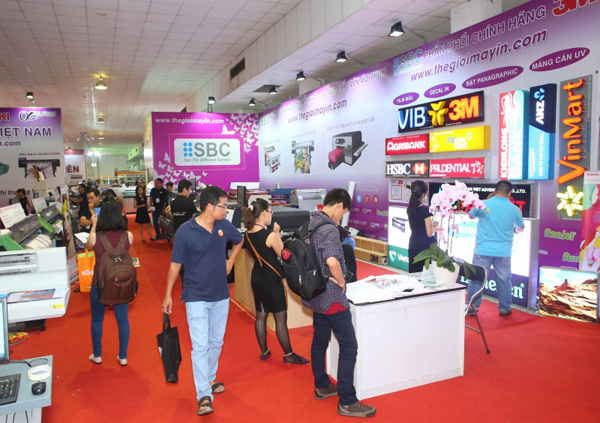 VIETAD 2016 - Vietnam International Exhibition Advertising Equipment and Technology 2016