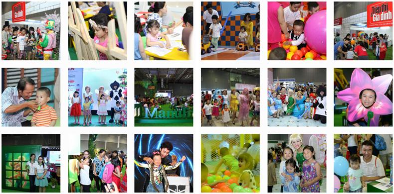 Ngày hội Trẻ em và Gia đình - Children and Family Expo 2016