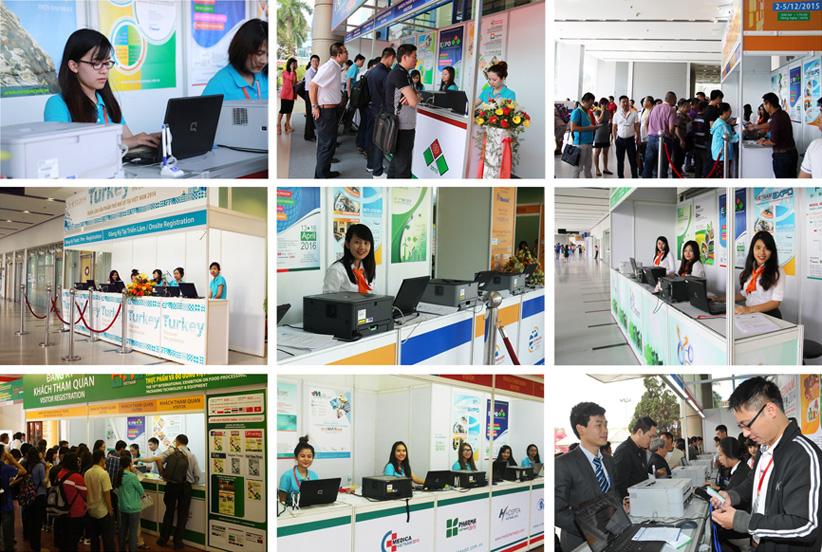 Dịch vụ in thẻ tham quan tại Hội chợ Triển lãm
