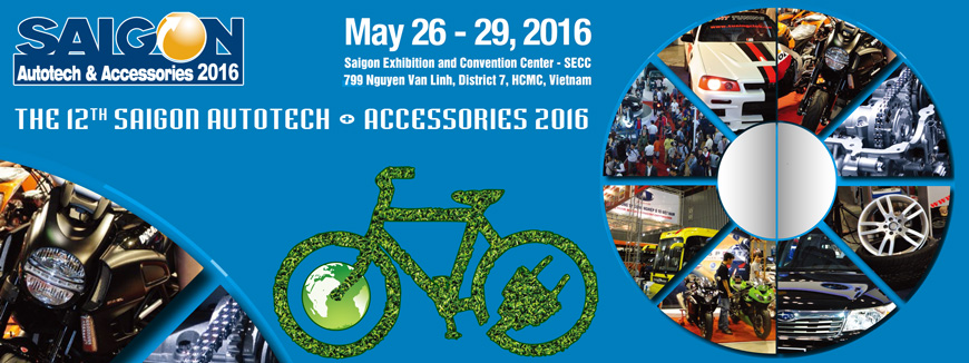 SAIGON AUTOTECH & ACCESSORIES 2016