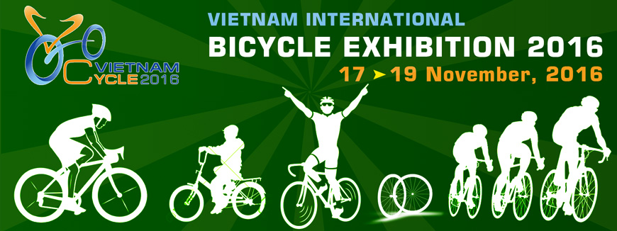Vietnam Cycle 2016 - Vietnam International Bicycle Exhibition 2016