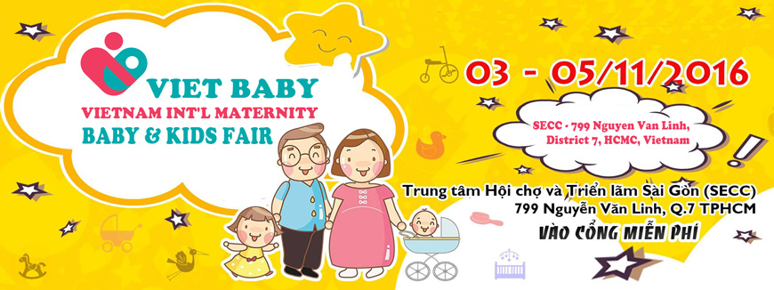 MATERNITY BABY & KID FAIR 2016