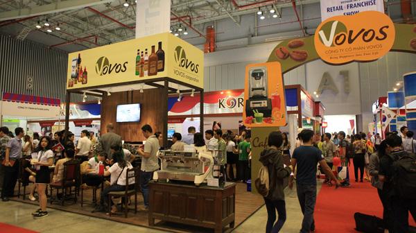 Vietnam Int'l Retail + Franchise Show 2016