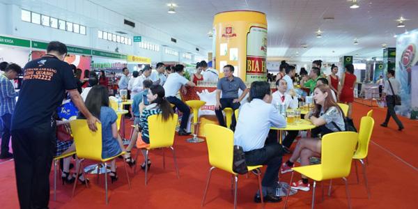 VIETFOOD & PROPACK VIETNAM - Triển lãm Quốc tế Thực phẩm và Đồ uống Việt Nam