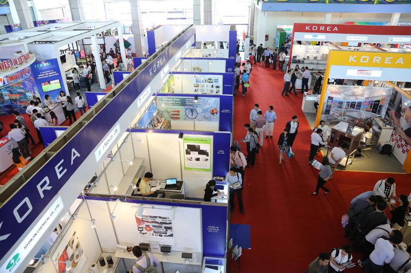 Vietnam Expo tại Hà Nội