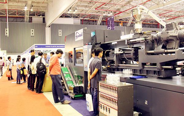 VIETNAMPLAS - Triển lãm Quốc tế Ngành Công nghiệp nhựa và Cao su tại Việt Nam